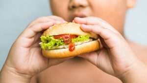 Hamburger essen - Clean9