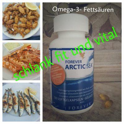 Artic Sea- Omega3 Fettsäuren
