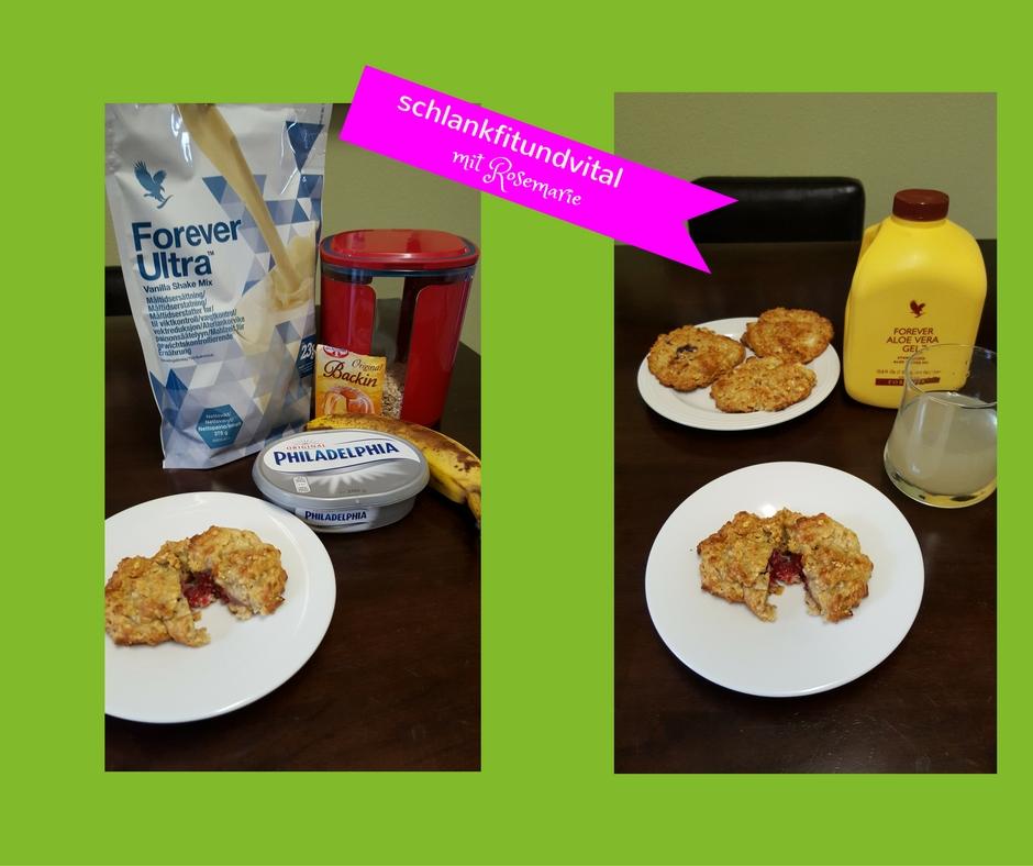 Frühstücksbrötchen ohne Mehl